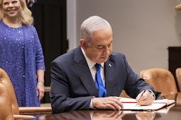 Netanyahu indicado para o Prêmio Nobel da Paz