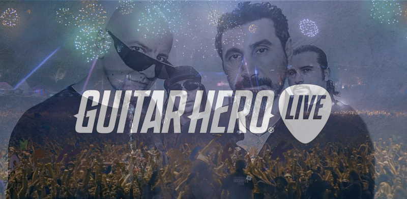 System of a Down estará em 'Guitar Hero Live'