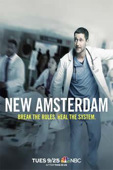 Baixar Série New Amsterdam 1ª Temporada Torrent Grátis