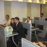 Chuyến du học Hong Kong của lớp MBA NEUST tháng 10-2011