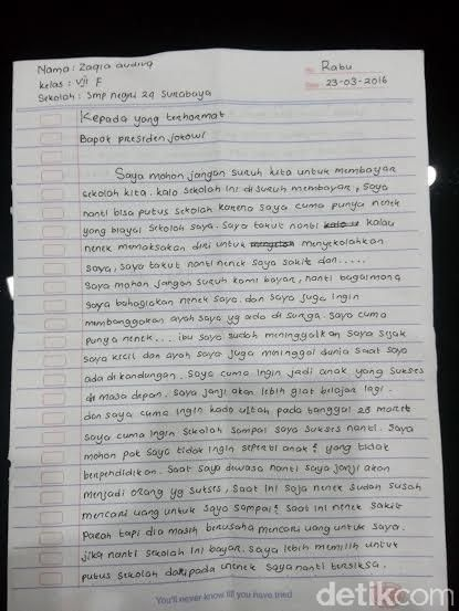 surat-siswa-untuk-presiden-jokowi