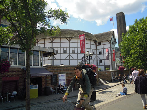 Shakespeare's Globe Theatre. From Best Museums in London and Beyond