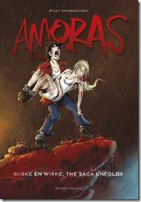 Amoras – cover van deel 1