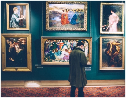 Amsterdam shows you its history after seeing the Moco Museum