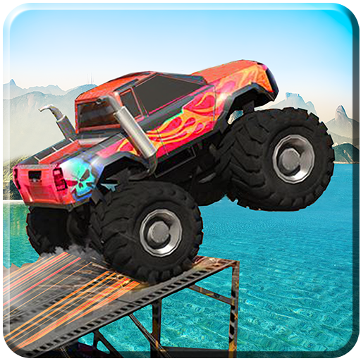 Monster Truck Simulator: Impossible Tracks (game)