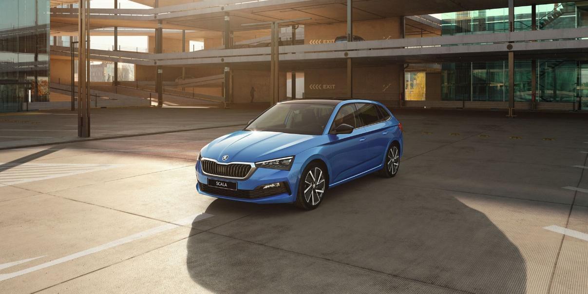 10 mașini noi pe care ți le poți cumpăra cu mai puțin de 15.000 de euro - Skoda Scala