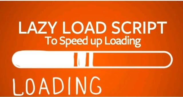 Lazyload Script For Blogspot