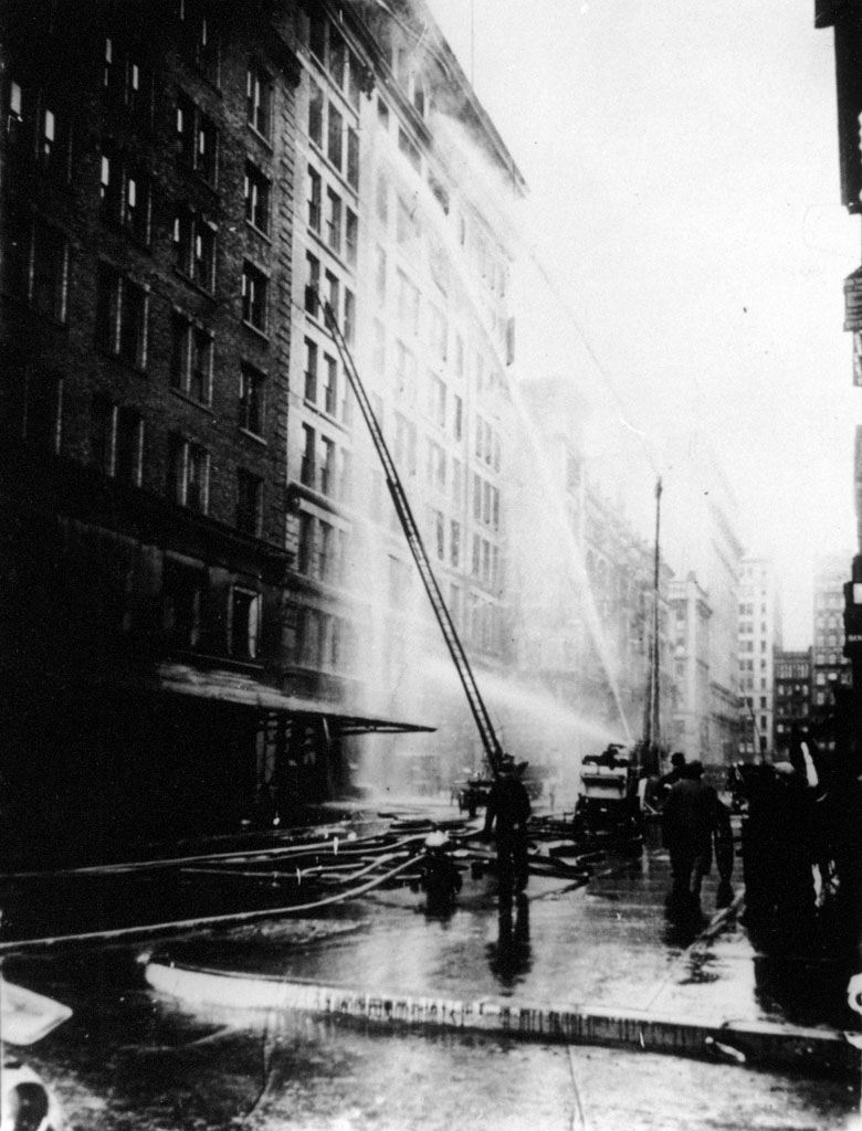 random notes: geographer-at-large: 100 Years Later ... Triangle Shirtwaist Fire Pdf