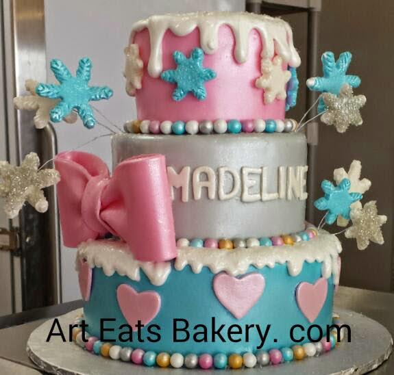 Specialty Girls Birthday Cake