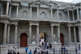 Puerta del Mercado de Mileto - Pergamonmuseum - Berlín'15