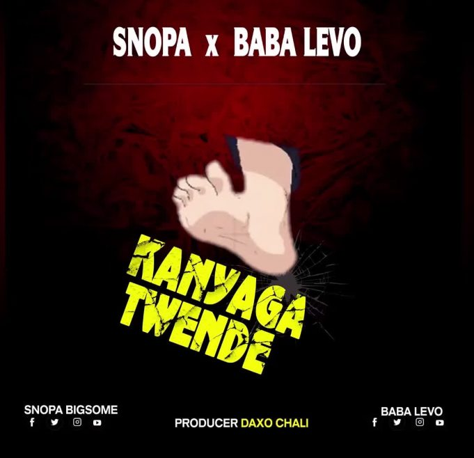 AUDIO | Snopa X Baba Levo – Kanyaga Twende | Mp3 Download