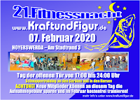 21. Fitnessnacht am 07.02.2020