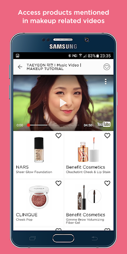 玩免費遊戲APP|下載Hana Beauty for YouTube app不用錢|硬是要APP