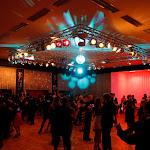Velký sál v Paláci Charitas - světelná aparatura