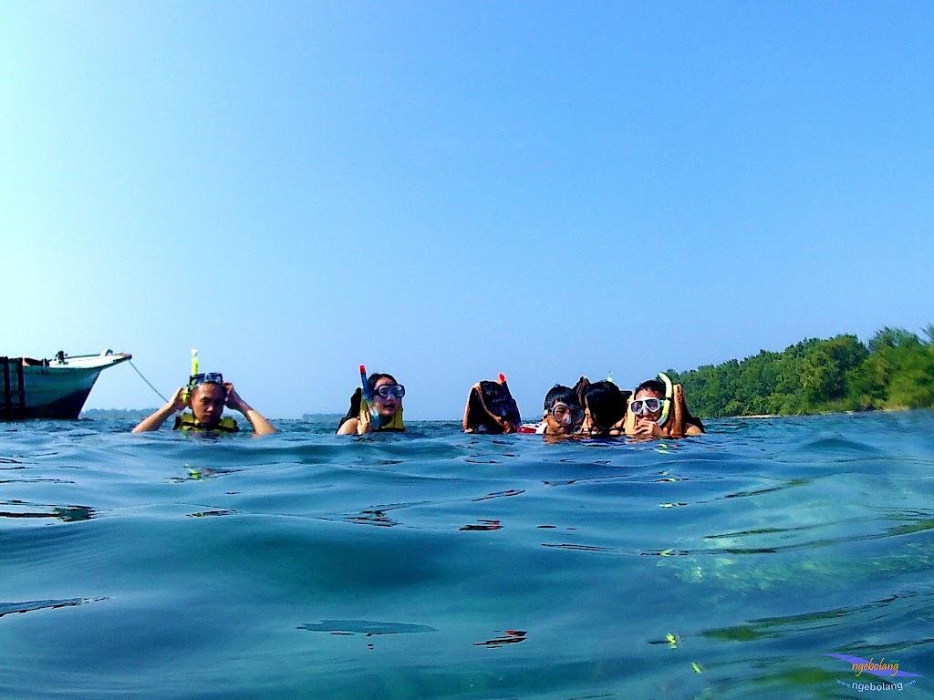 family trip pulau harapan, 1-2 agustus 2015 gopro 12