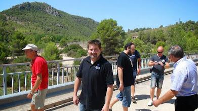 Photo: Los excursionistas.