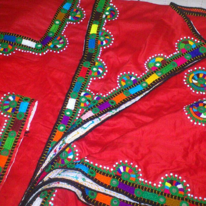 Applic And Hand Work Sindhi Handicraft