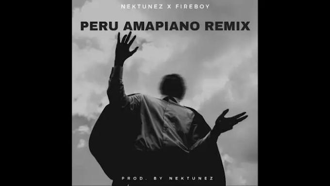 Fireboy – Peru X Nektunez [Amapiano Remix]