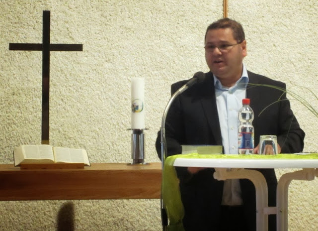 Germany: Christian pastors commit 'high treason' against Jesus and Gospel