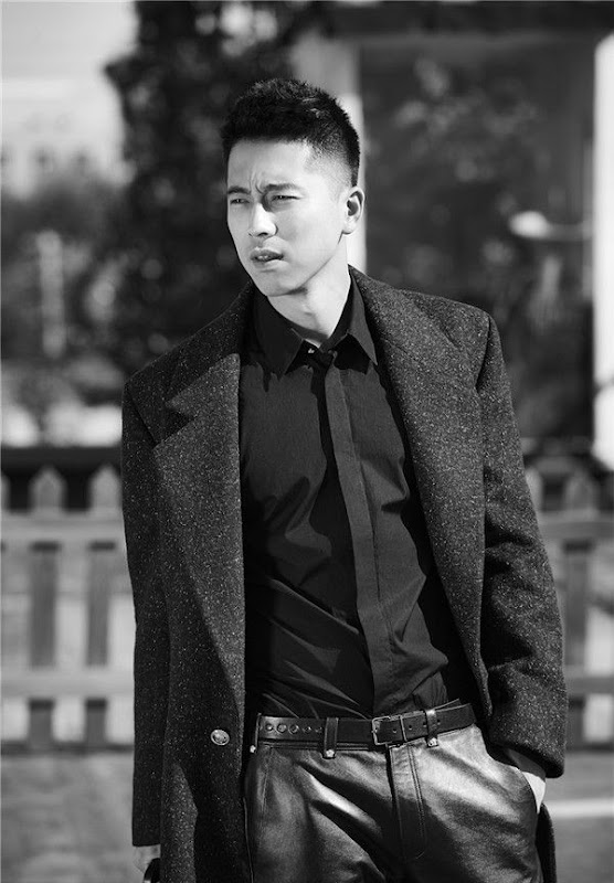 Wang Lei China Actor