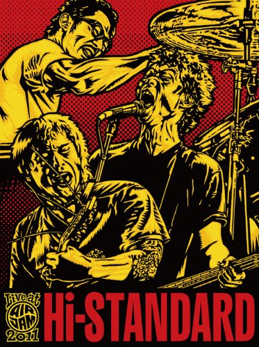 [MUSIC VIDEO] Hi-Standard – Live at Air Jam 2011 (2012.02.22/AVI/1.6GB)
