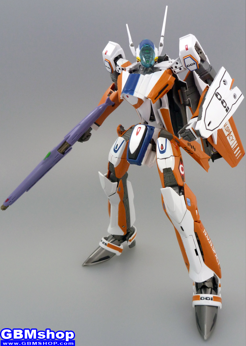 Macross Frontier YF-25 Prophecy Battroid Mode