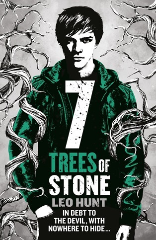 Seven Trees of Stone - Leo Hunt