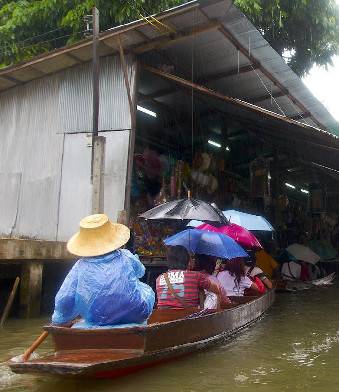 Damnoen Saduak Floating Market - 1. Ratchaburi Province