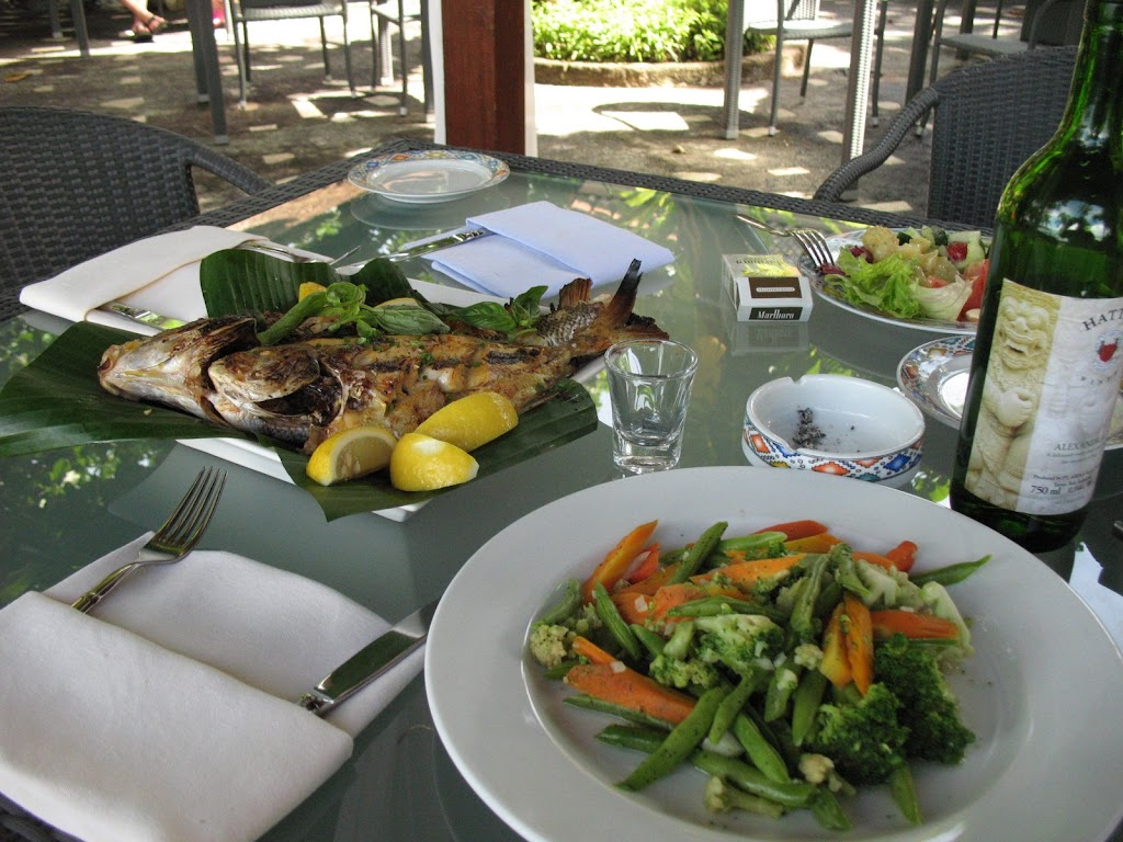 Кухна на Бали