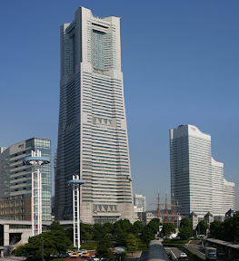 Yokohama Landmark Tower panorama