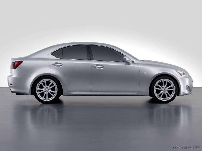... 2005 Lexus Is250 European Version 00005 ...