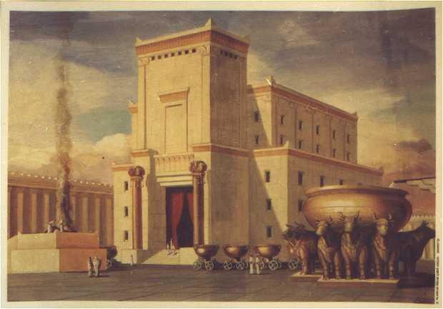 King Solomon Temple Movie, King Solomon