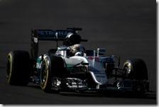 Lewis Hamilton conquista la pole del gran premio del Messico 2016