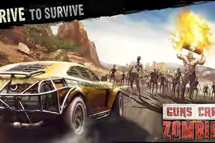 Guns, Cars, Zombies v3.1.6 Full Apk Download