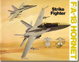 McDonnell FA-18 Hornet