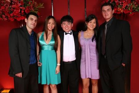 Gislei, Aline, eu, Elaine & Ralpher