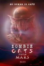 Zombie Cats From Mars