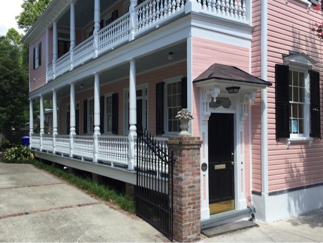 Single House, Charleston