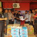 Jaga Persaudaraan, NNZZ SPDT Sulteng Salurkan Bantuan Ke Sulbar