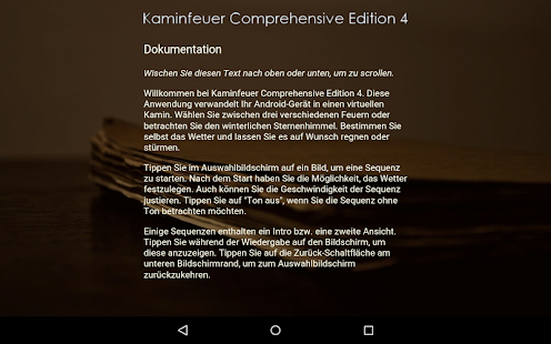 Kaminfeuer Comprehensive Free- screenshot thumbnail