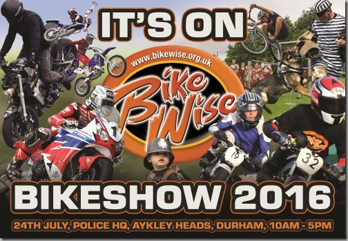 Bikewise (It's On) Poster image 2016