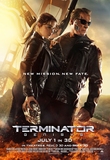 Terminator Genisys official site