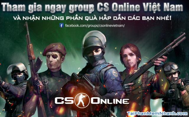 Giới thiệu game bắn súng Counter Strike Online