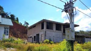Bangunan Senilai Milyaran Proyek Dinas Kesehatan Kapuas Hulu Mangkrak