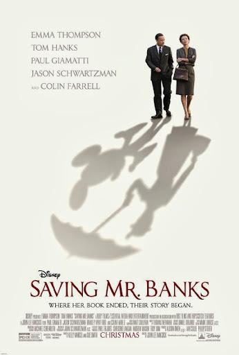Η Μαγική Ομπρέλα Saving Mr. Banks Poster