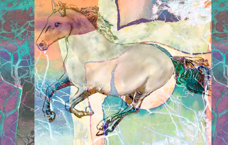 """The """"Gallop"""" piece from the """"2006"""" collection"""