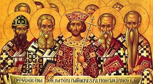 Sunday of the Holy Fathers: a cloud of witnesses