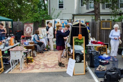 """The Southport Globe: GIANT """"TAILGATE TAG SALE"""" COMING JUNE 10TH"""