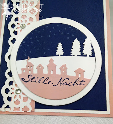 Stampin' Up! - In{k}spire_me #224, Sketch Challenge, Sleighride Edgelits, Schlittenfahrt, Jingle All the Way, Kling Glöckchen, Christmas, Weihnachten, Bordürenstanze