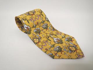 Salvatore Ferragamo Sporting Tie